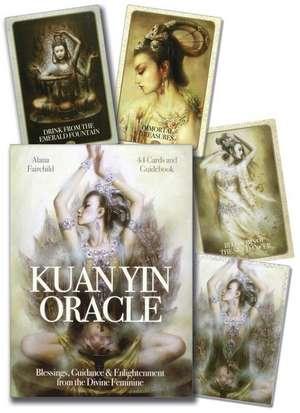 Kuan Yin Oracle de Lo Scarabeo