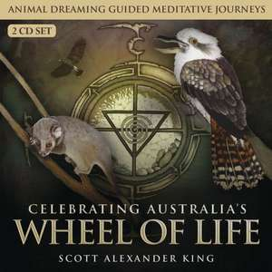 Celebrating Australia's Wheel of Life CD Set de Scott Alexander King