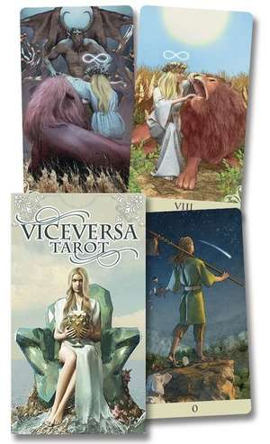 Vice Versa Tarot Deck de Massimiliano Filadoro