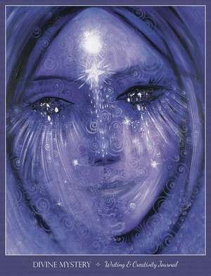 Divine Mystery Journal: Writing & Creativity Journal de Toni Carmine Salerno