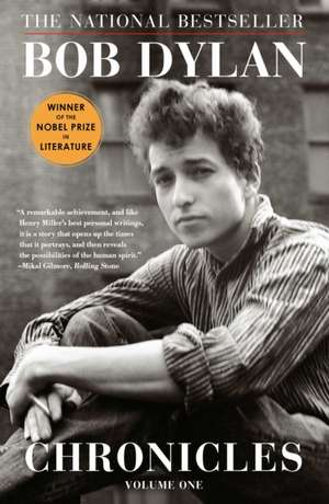 Chronicles de  Bob Dylan