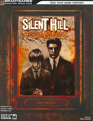 Silent Hill: Homecoming Signature Series Guide de BradyGames