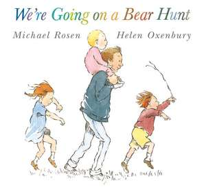 We're Going on a Bear Hunt de Helen Oxenbury