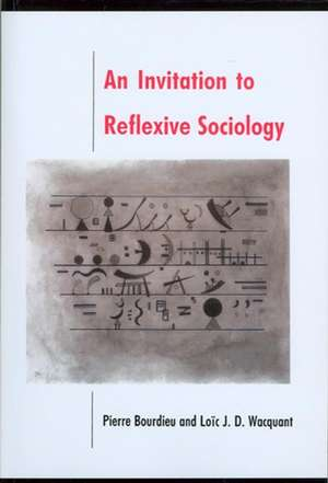 An Invitation to Reflexive Sociology imagine