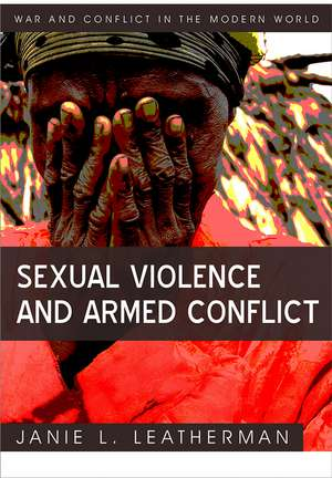 Sexual Violence and Armed Conflict imagine