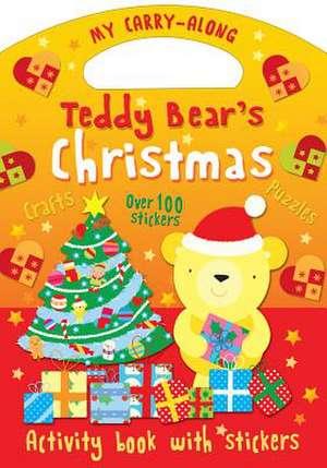 My Carry-along Teddy Bear's Christmas