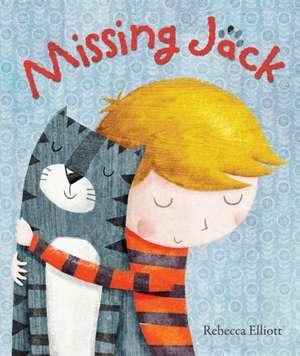 Missing Jack de Rebecca Elliott