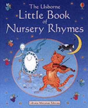 Little Book of Nursery Rhymes de Caroline Hooper