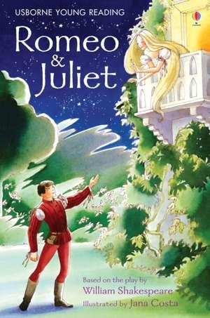 Romeo and Juliet de Anna Claybourne