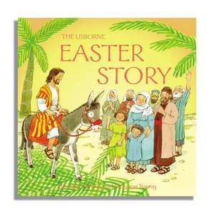 The Easter Story de Heather Amery