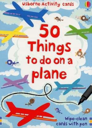 50 Things to Do on a Plane de Leonie Pratt