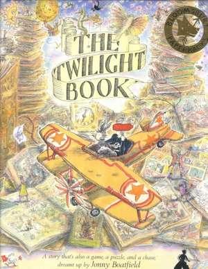 The Twilight Book