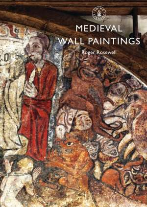 Medieval Wall Paintings de Roger Rosewell