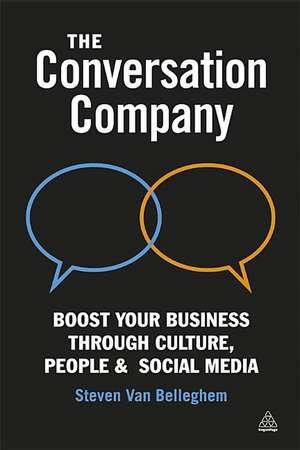 The Conversation Company de Steven Van Belleghem