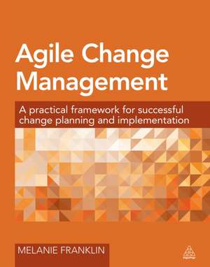 Agile Change Management