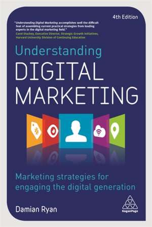 Understanding Digital Marketing de Damian Ryan