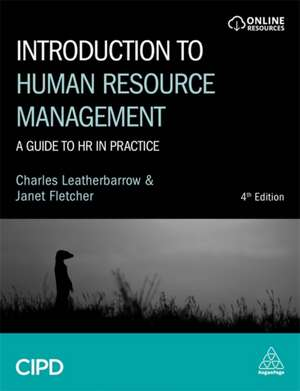 Introduction to Human Resource Management de Charles Leatherbarrow