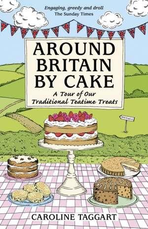 Around Britain by Cake