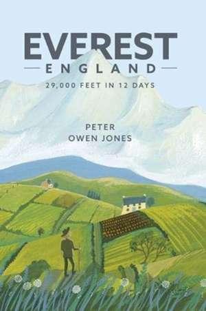 Everest England de Peter Owen-Jones