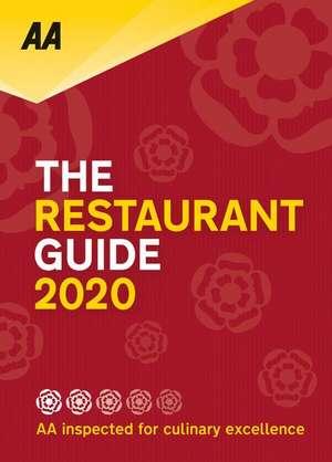 The Restaurant Guide 2020