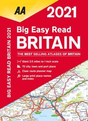 Big Easy Read Britain 2021