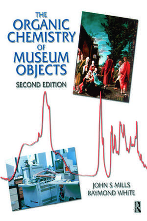 The Organic Chemistry of Museum Objects imagine