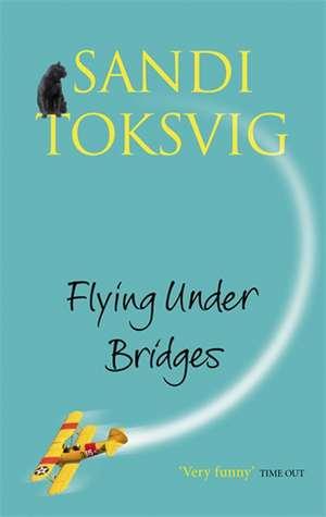 Flying Under Bridges de Sandi Toksvig