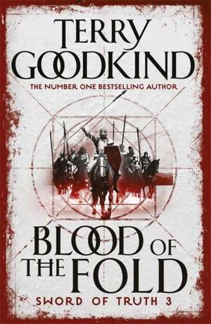 Blood of The Fold de Terry Goodkind