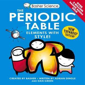 Basher Science: The Periodic Table imagine