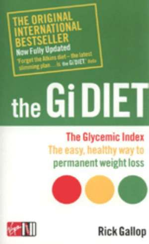 The Gi Diet (Now Fully Updated) imagine