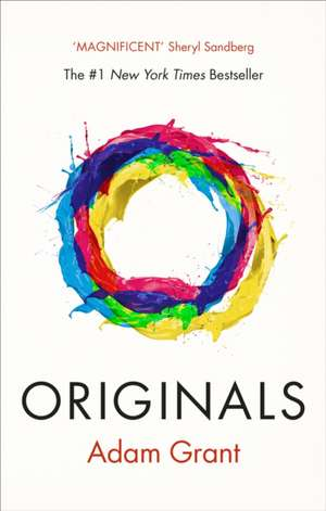 Originals de Adam Grant
