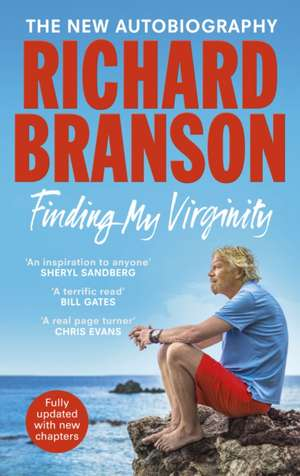 Finding My Virginity de Richard Branson