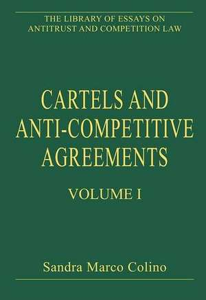 Cartels and Anti-Competitive Agreements