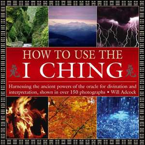 How to Use the I Ching de Will Adcock