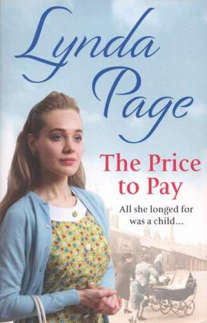 The Price to Pay de Lynda Page