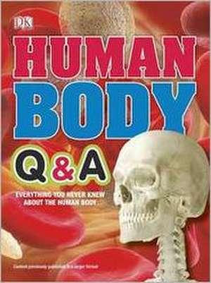 Human Body Q&A de Richard Walker