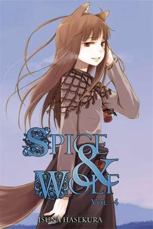 Spice and Wolf, Vol. 4 (light novel) de Isuna Hasekura