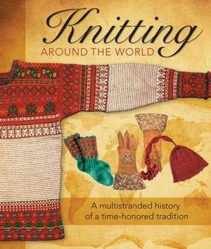 Knitting Around the World