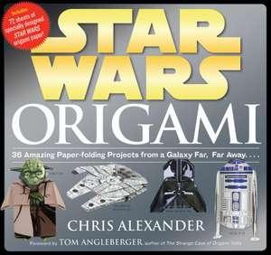 Star Wars Origami de Chris Alexander