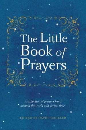 The Little Book of Prayers:  Art, Inspiration, Joy de David Schiller