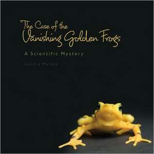 The Case of the Vanishing Golden Frogs