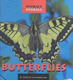 Butterflies de Martin Schwabacher
