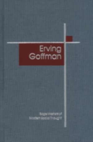 Erving Goffman de Gary Alan Fine