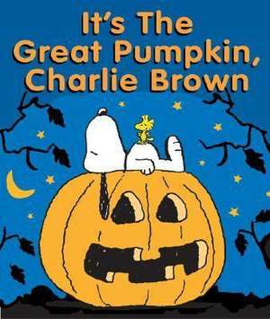 It's The Great Pumpkin Charlie Brown (Mini Ed) de Charles M. Schulz