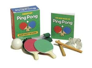 Desktop Ping Pong de Chris Stone