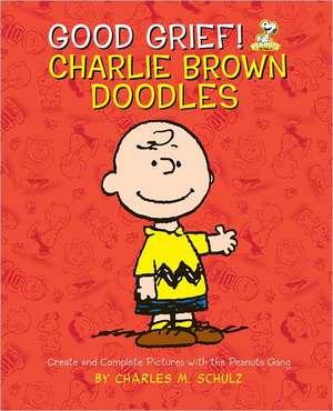 Good Grief! Charlie Brown Doodles