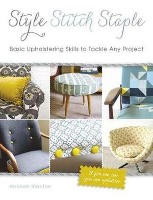 Style  Stitch  Staple