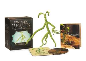 Fantastic Beasts and Where to Find Them: Bendable Bowtruckle de Running Press