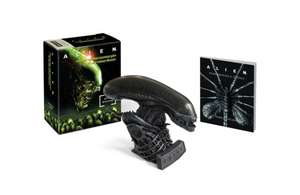 Alien: Hissing Xenomorph and Illustrated Book: With Sound! de Robb Pearlman