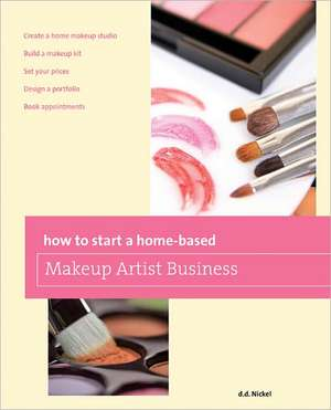 How to Start a Home-Based Makeup Artist Business imagine
